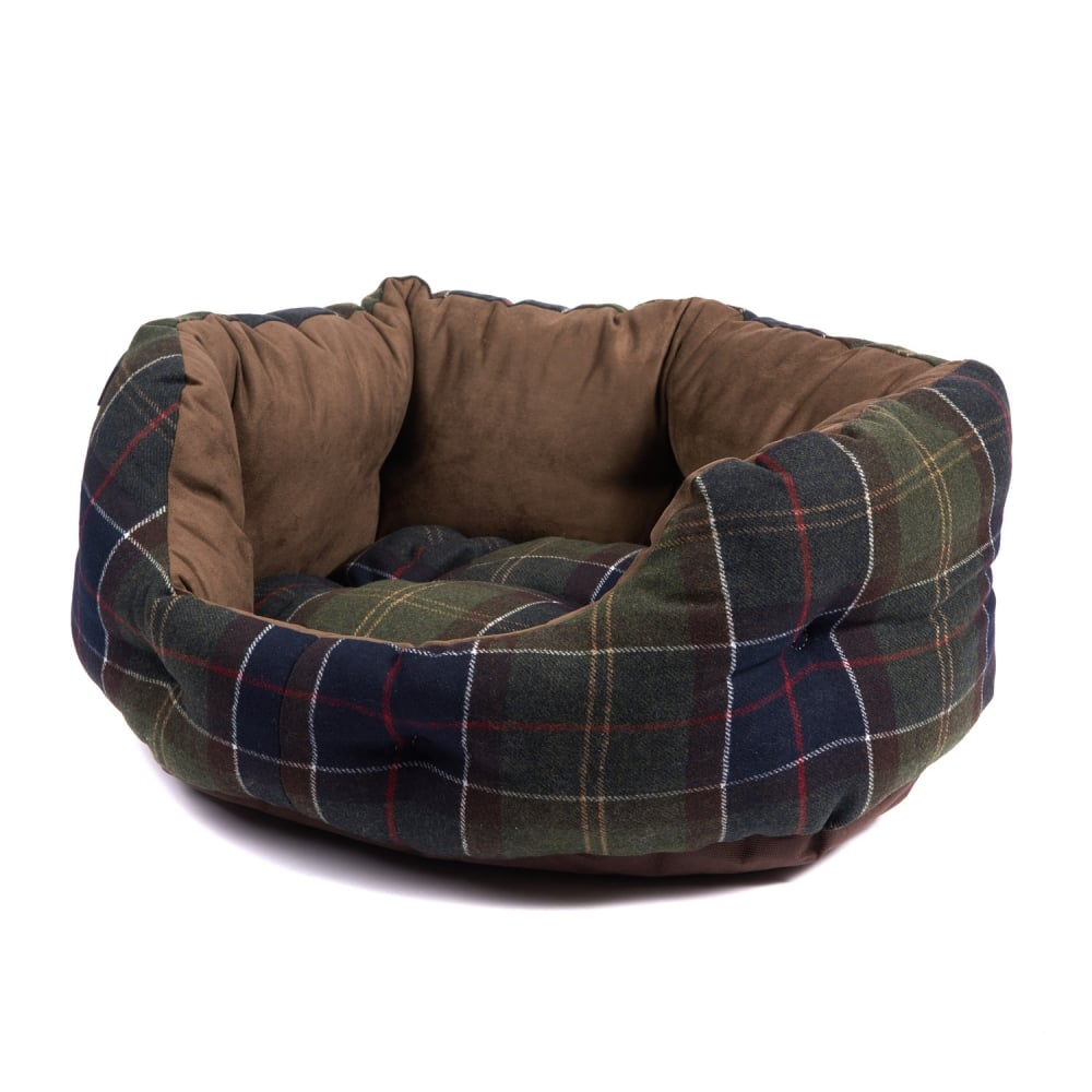 Fantastic BARBOUR 24 inch Luxury Dog Bed - Home from Sandersons Boutique UK RN52