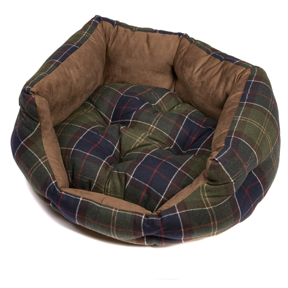 Perfect BARBOUR 30 inch Luxury Dog Bed - Home from Sandersons Boutique UK UR15