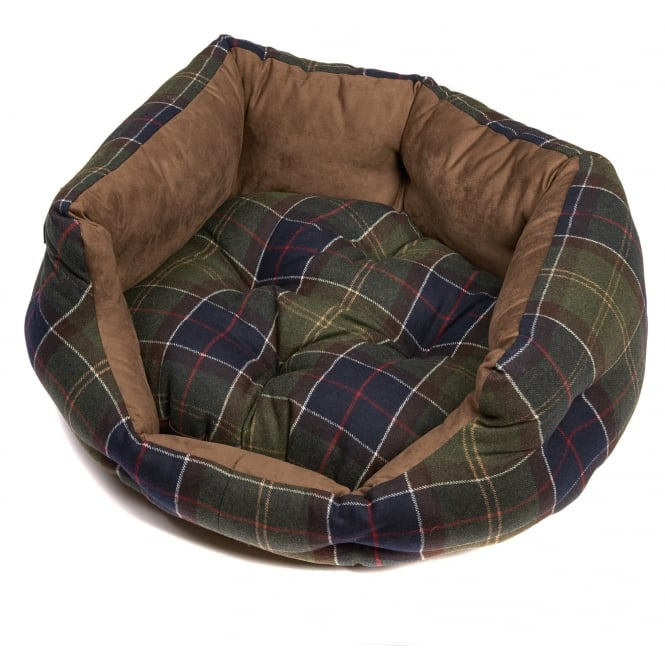 BARBOUR 30 inch Luxury Dog Bed