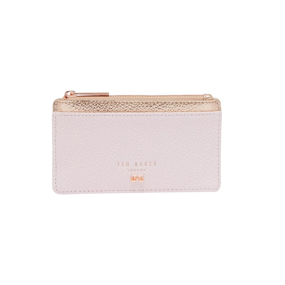 4cf891e3ed01 TED BAKER ALICA-Zipped card holder - Ladies from Sandersons Boutique UK