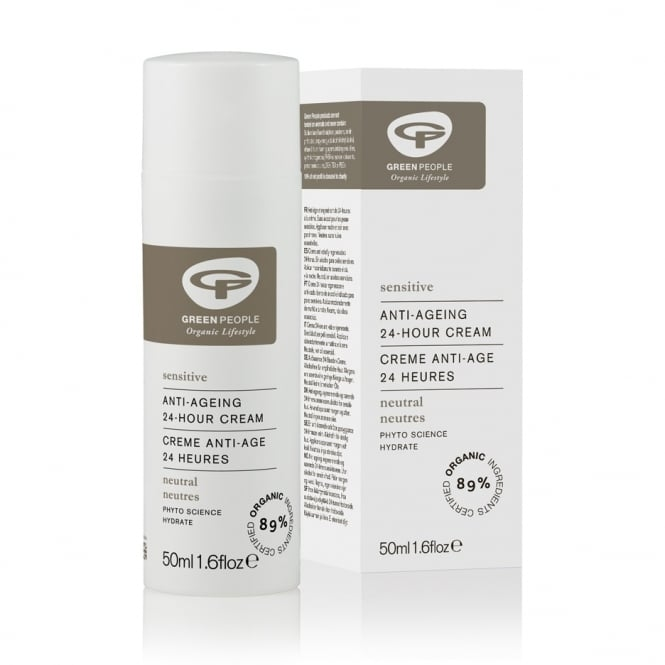 GREEN PEOPLE Anti Ageing 24 Hour Cream
