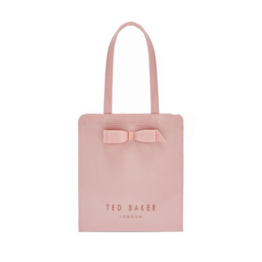 644d3627a93e TED BAKER ARYCON Core Bow Small Icon Bag Pink - Ladies from ...