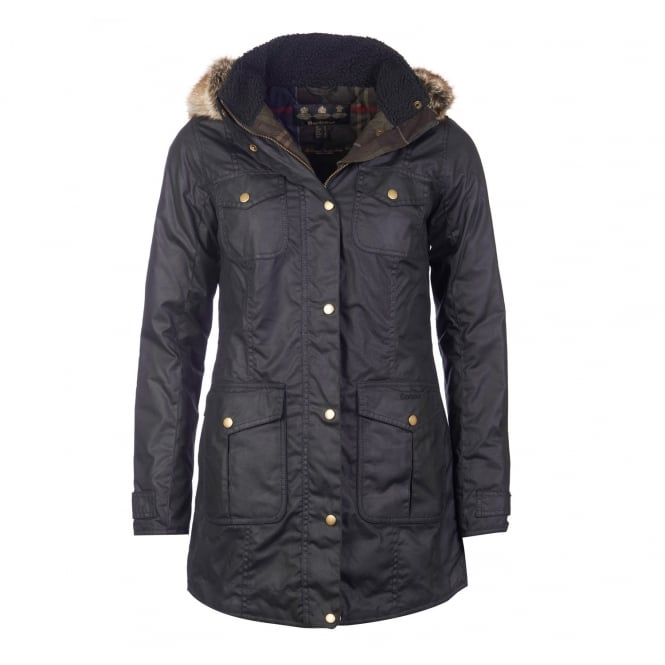 BARBOUR Ashbridge Wax Jacket
