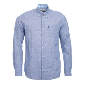 Barbour Austin Shirt ( Navy