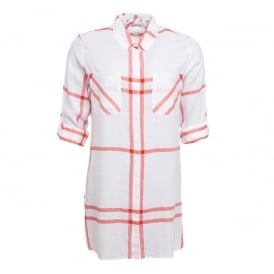Barbour Bamburgh Shirt White/S