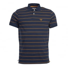 Barbour Bodmin Stripe Navy