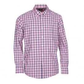 Barbour Fonthill Sh Pink