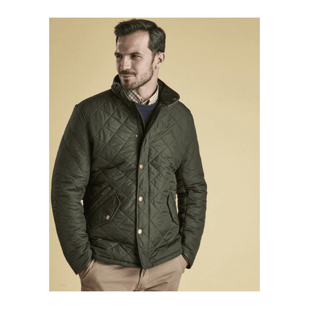 powell quilt barbour