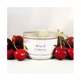 Black Cherry Small Tin