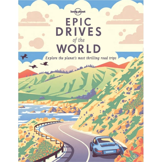 BOOKSPEED EPIC DRIVES OF THE WORLD BOOK