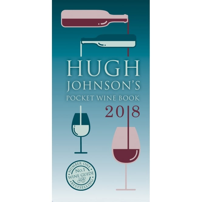 BOOKSPEED HUGH JOHNSONS POCKET WINE BOOK 2018