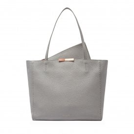 4f6cd0a7d65 CAULLIE Bow Detail Soft Shopper Grey SALE · TED BAKER ...