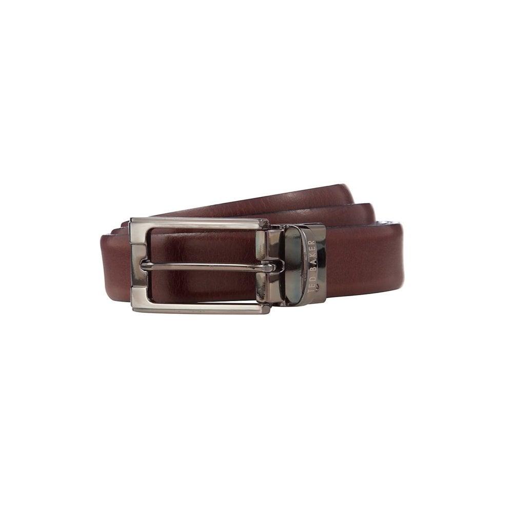 0b89ba1114d22 Ted Baker CRAFTI-Smart Leather Reversible Belt