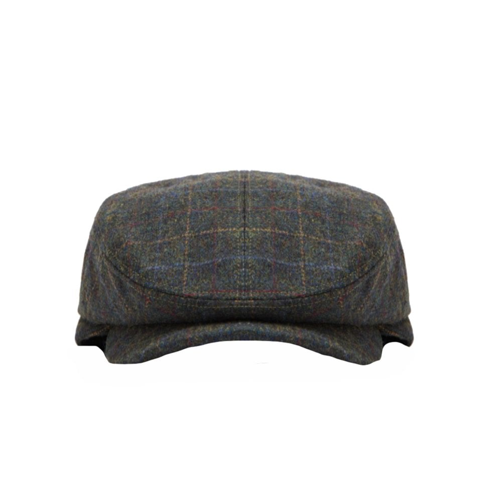CROFTBURY Tweed Hat Blue 6249b48e08f