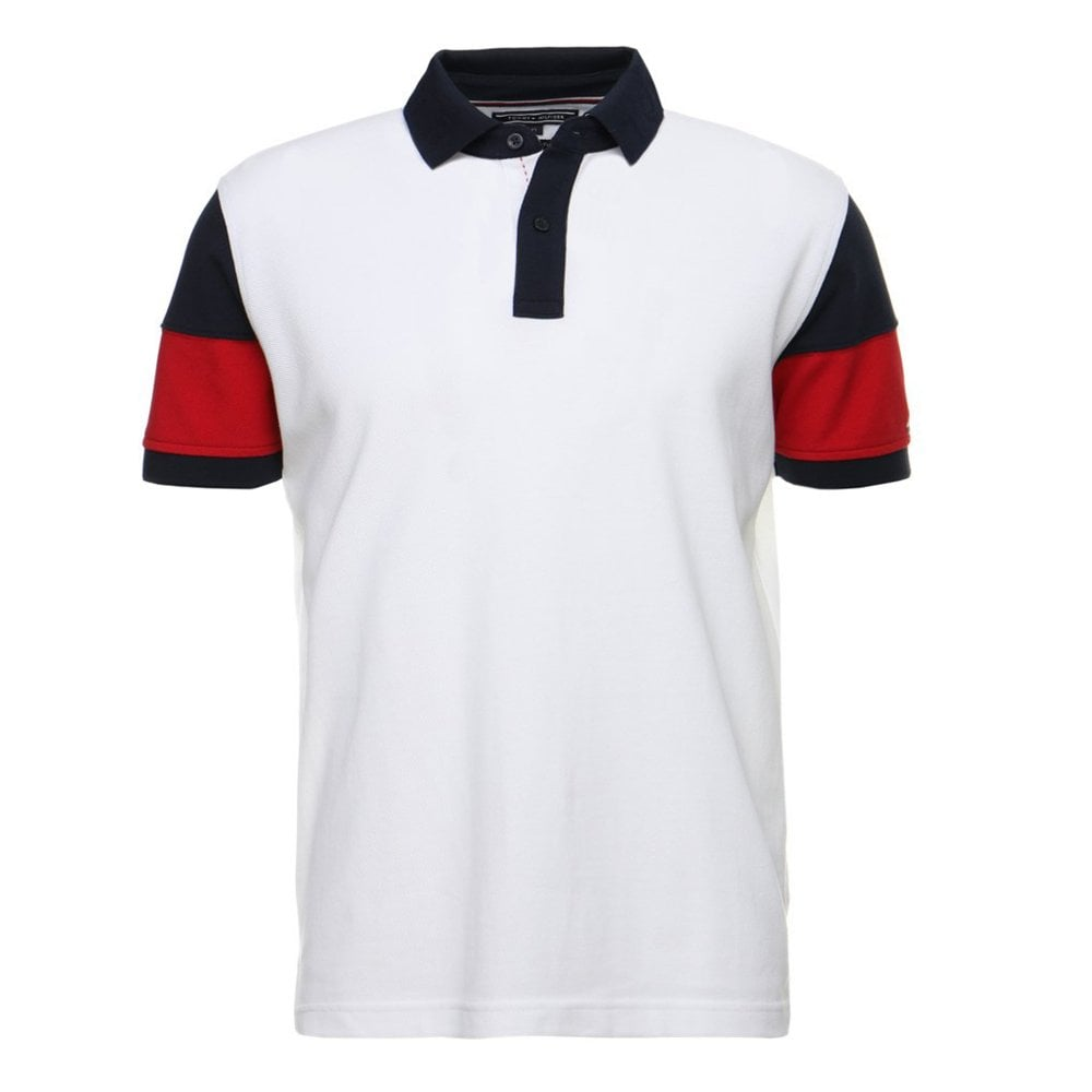 ESSENTIAL COLORBLOCK POLO c818f8056e