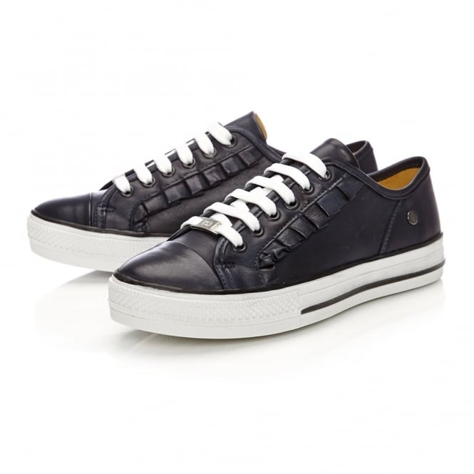 MODA IN PELLE FIONIE leather trainers