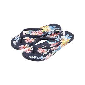 FLIPFLOP Navy Whitstable Floral