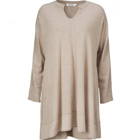 Franka tunic A-shape long sleeve