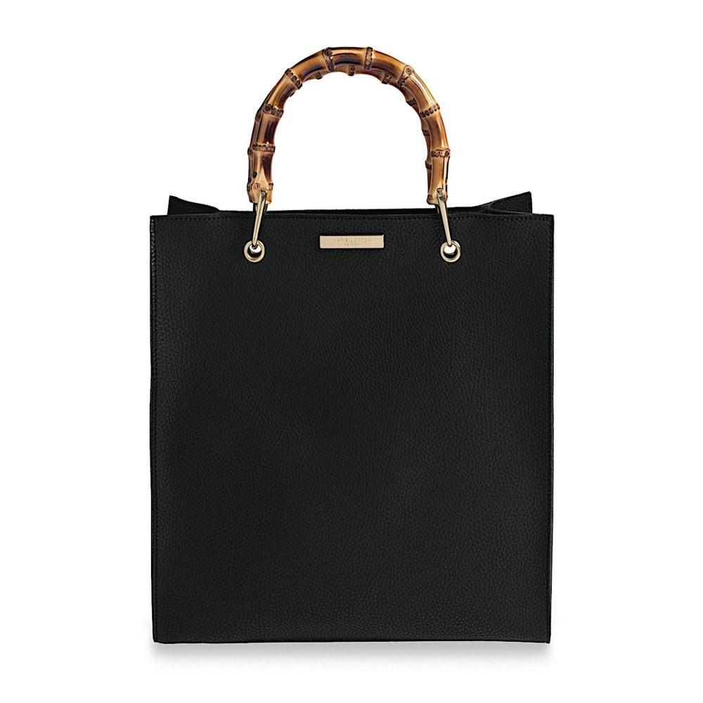 Handbag - Amelie Bamboo - Black ecf5c28a0504f