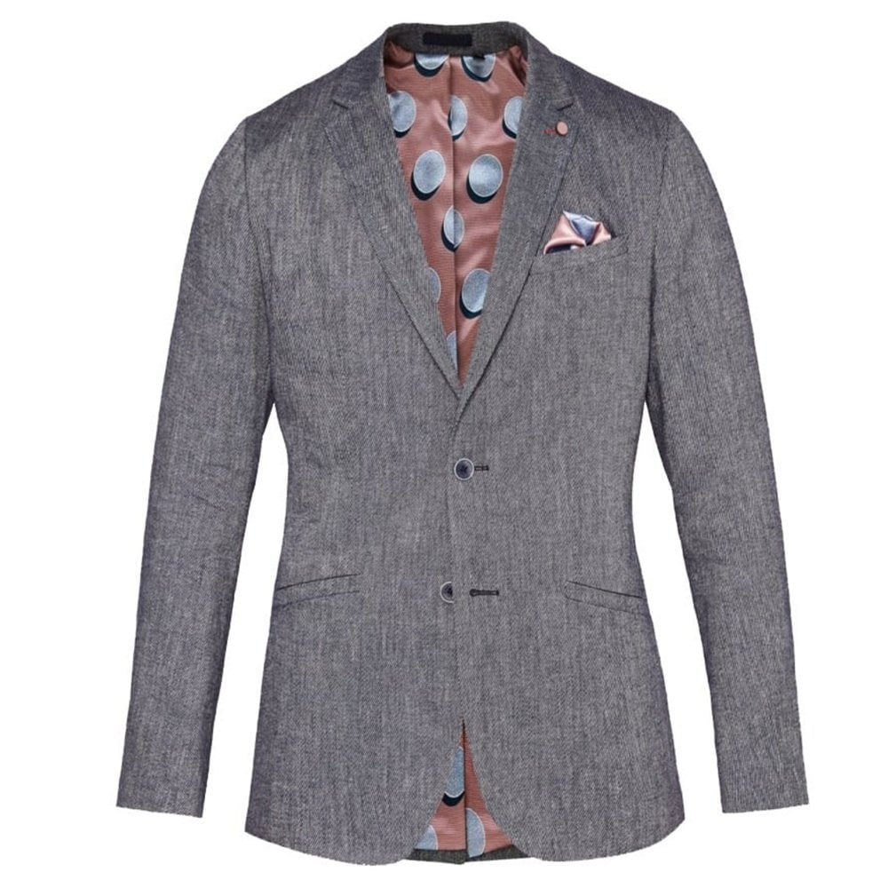 4df3cc387 TED BAKER HINES linen blend jacket - Mens from Sandersons Boutique UK