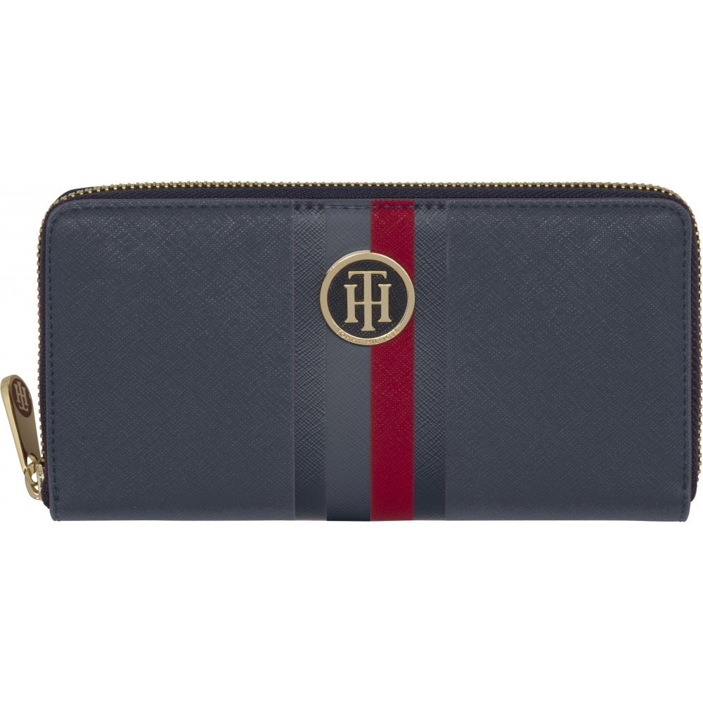 Tommy Hilfiger Honey Lrg Za Wallet Ladies From Sandersons Boutique Uk