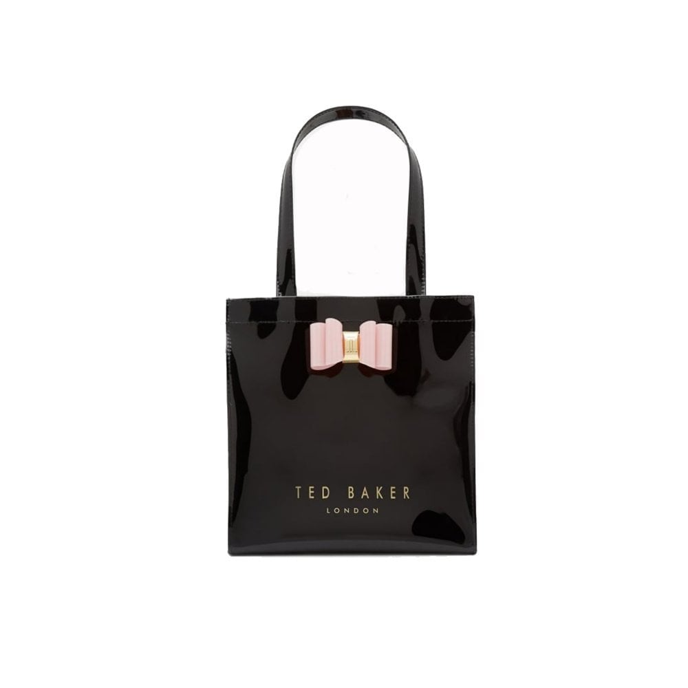 a1be500e151b TED BAKER JENACON bow detail small icon bag black - Ladies from ...