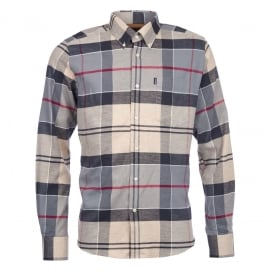 John dress tartan shirt