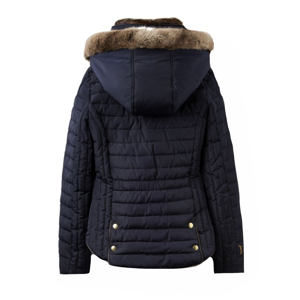 sale usa online new lifestyle buy sale Joules GOSLING Padded Coat Navy