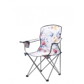 LAZYCHAIR PICNIC GREY FLOWER