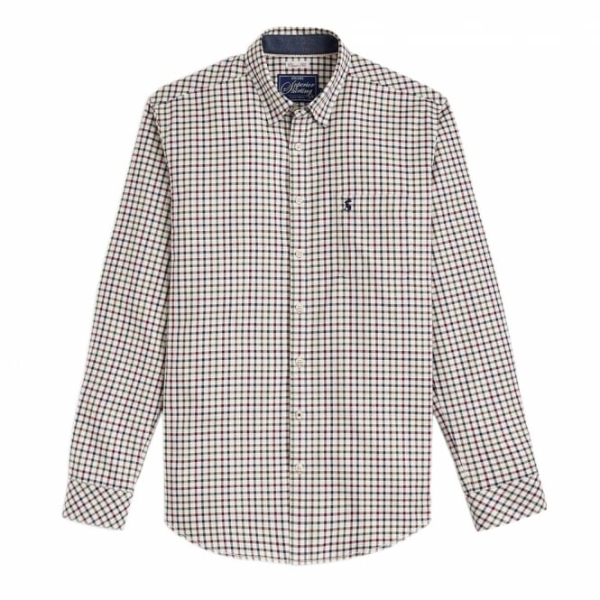 JOULES Long Sleeve Classic Shirt