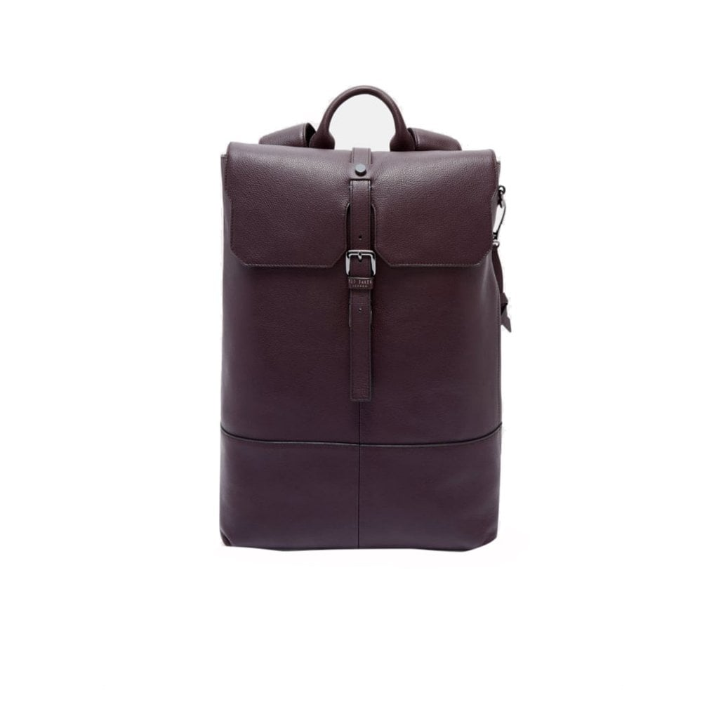 65289a7e4 TED BAKER MANE Leather Backpack - Mens from Sandersons Boutique UK
