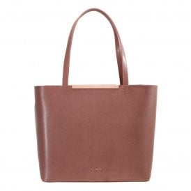 042abf145f7 MELISA Core Leather Large Shopper Pink SALE. TED BAKER ...