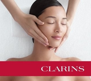 CLARINS book your appointment
