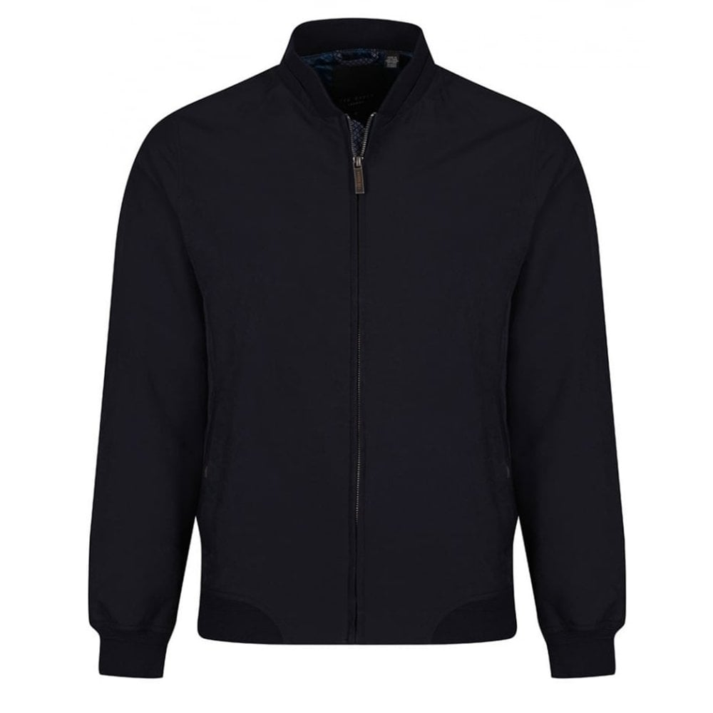 691d8aa6578d8 TED BAKER NUFIBRE microfibre bomber jacket - Mens from Sandersons ...