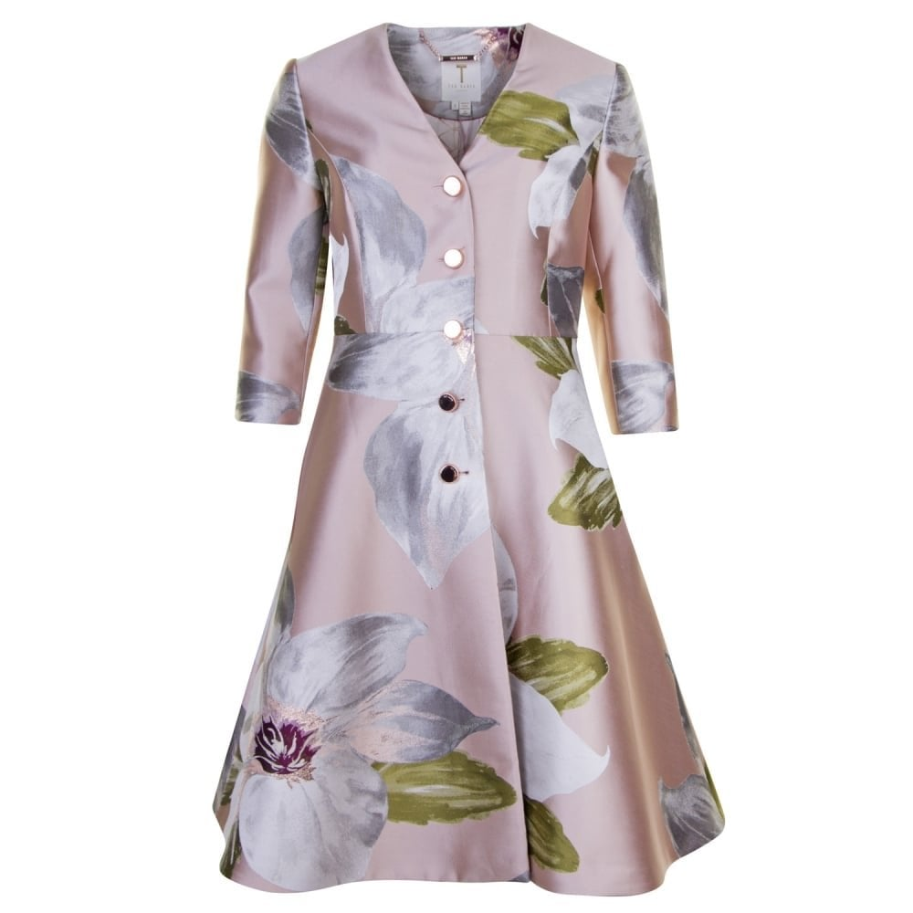 multiple colors recognized brands special section TED BAKER OTTIE Chatsworth Dress Coat