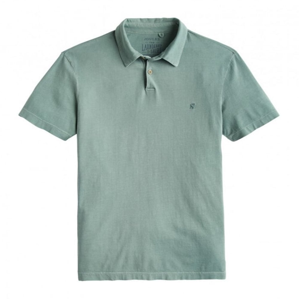 9d40efa98d2 JOULES PALMER polo shirt sage green - Mens from Sandersons Boutique UK