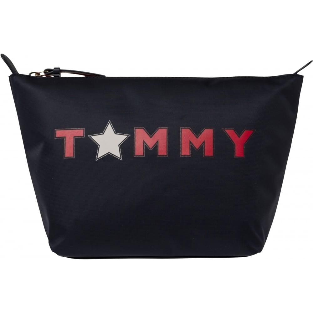 f2f1a7cb0366 TOMMY HILFIGER Poppy star wash bag