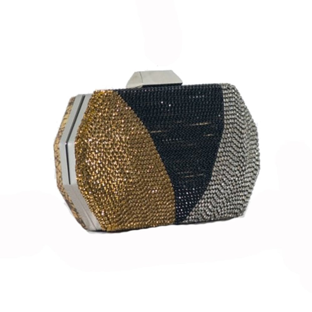 FOREVER UNIQUE PRINNY clutch bag - Ladies from Sandersons Boutique UK 6b1be01c2fe69