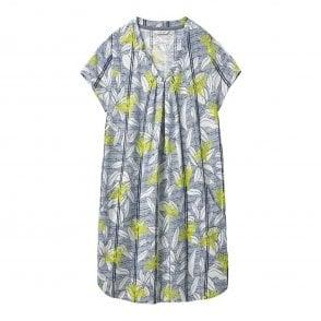 69147ed5bc4 Rice Flower Print Jersey Tunic · WHITE STUFF ...