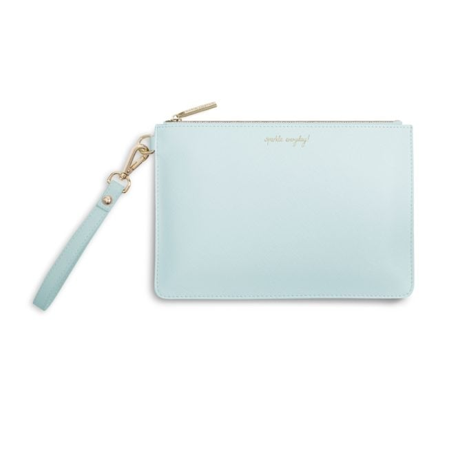 KATIE LOXTON SECRET MESSAGE POUCH - SPARKLE EVERYDAY