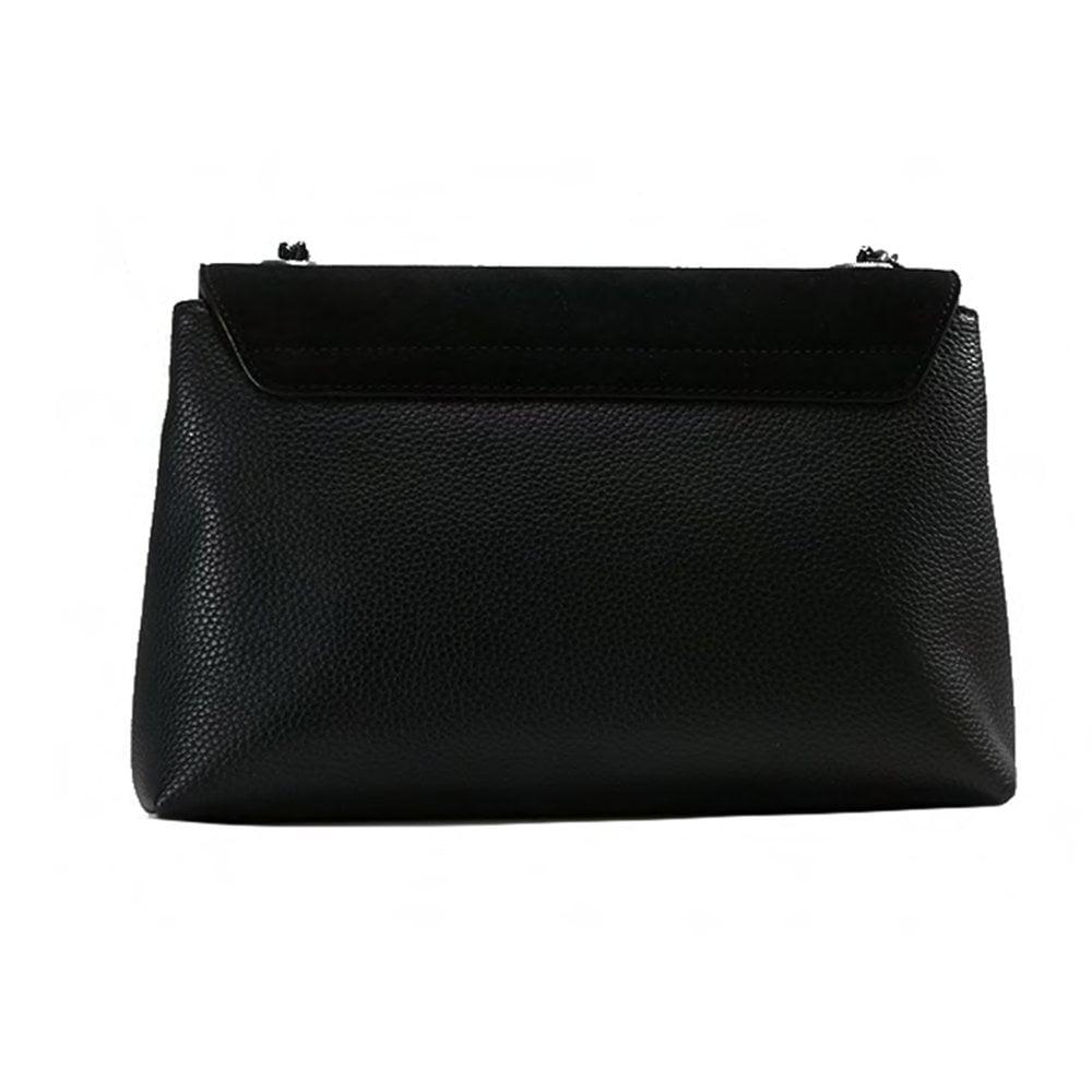 f8274b228f1 SYLVANA Circle Lock Xbody Bag Black