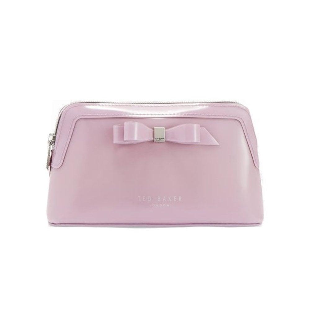 aeacbc86450 Ted Baker CAHIRA Bow Makeup Bag Pink