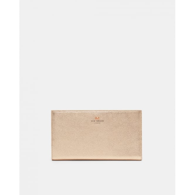 TED BAKER DOLLE bow embossed travel wallet