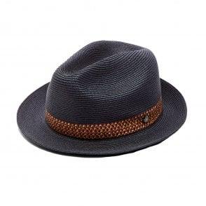 0b944425bb2bd Ted Baker LEMONY Straw Trilby Hat Cream
