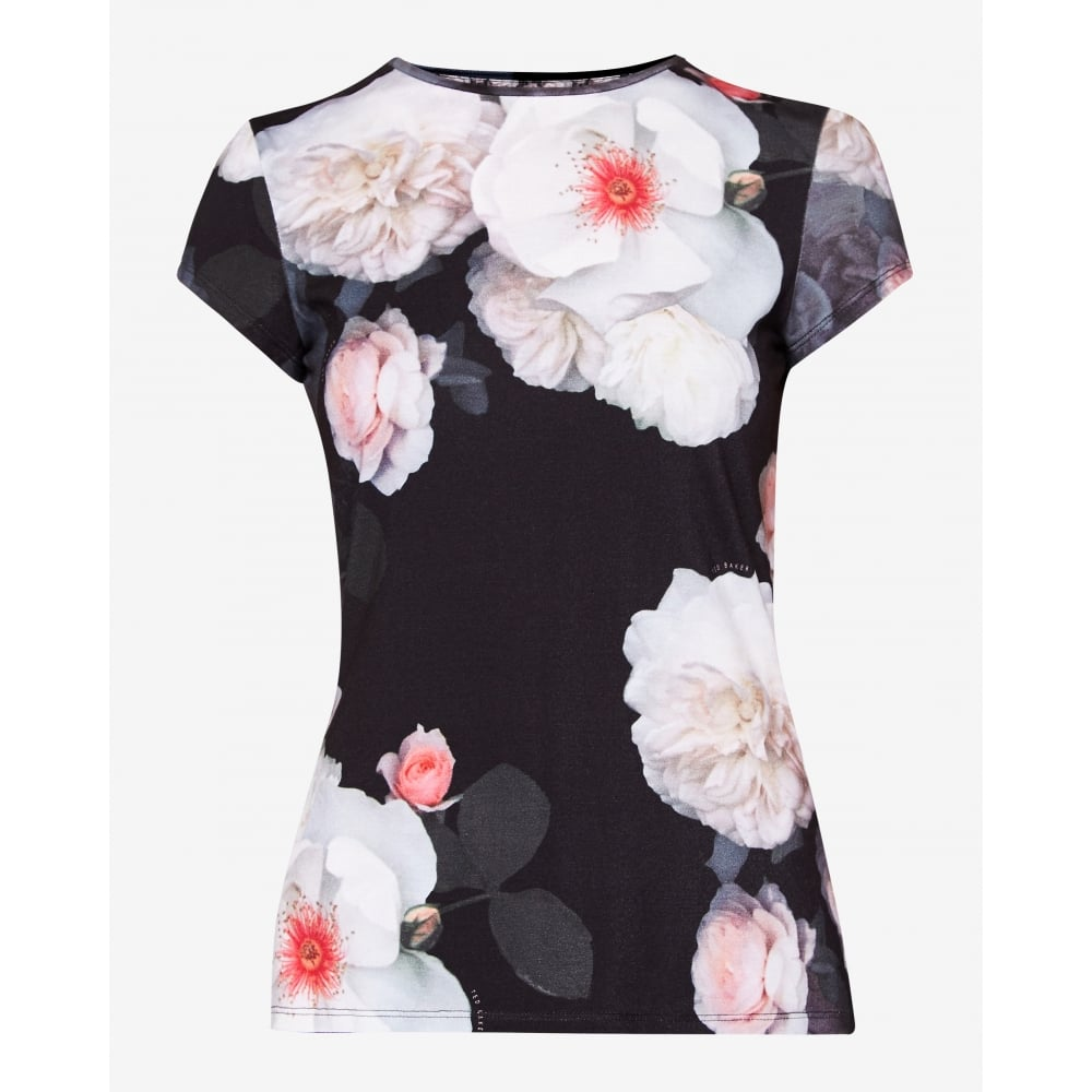 e325b8c1f TED BAKER TAMRAA chelsea fitted t-shirt - Ladies from Sandersons ...