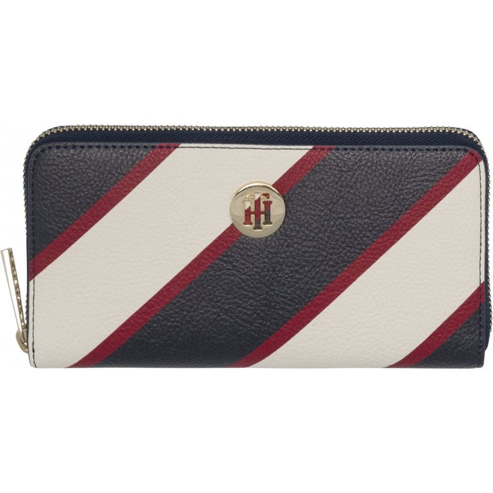 Tommy Hilfiger Th Core Lrg Za Wallet Ladies From Sandersons