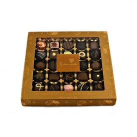 THE LUXARY COLLECTION HANDMADE ENGLISH ASSORTED CHOCOLATES