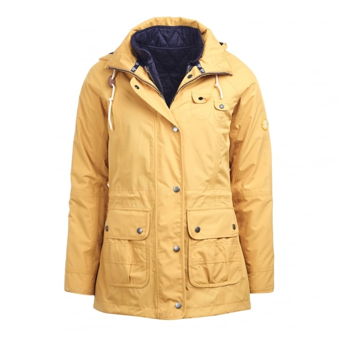 BARBOUR Throw Jacket