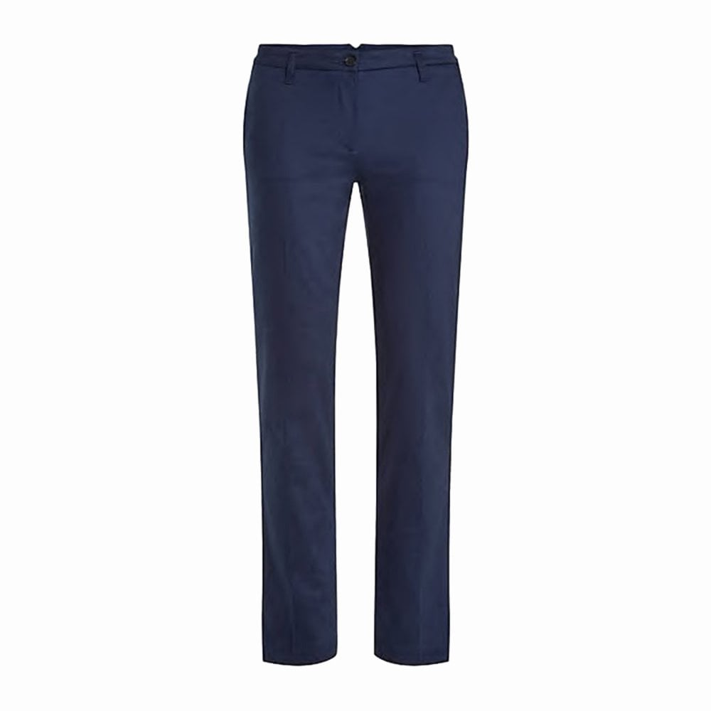 55184eaaf16 Tommy Hilfiger Cali Cropped Chino Blue