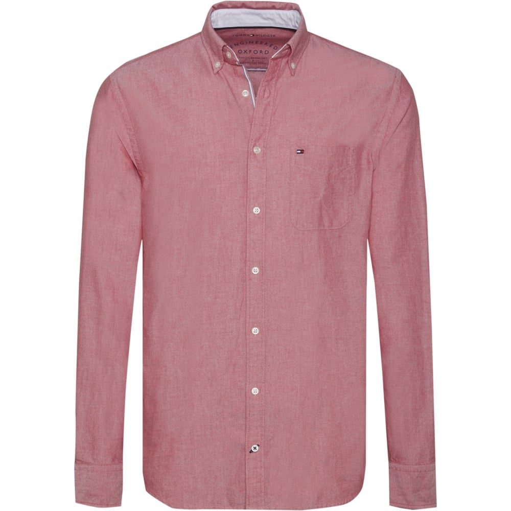 to buy best authentic good service Engineered Oxford Shirt
